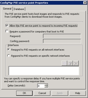 Setting up the Pre-boot Execution Environment (PXE) service
