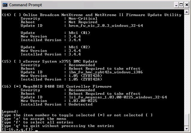 Command line interface linux